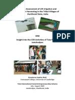 Impact Assessment LIS