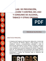 plandeprevenciondeusoyconsumodealcoholydrogassimposio-160927044115