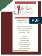 Bodas Mexicanas Proyecto Original