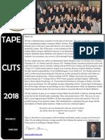 Tape Cuts 2018
