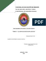 CLASIFICACION DE EXPLOSIVOS-ELMER.doc