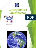 BIOQUIMICA AMBIENTAL