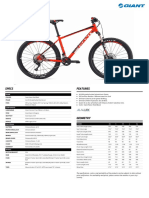Giant Bicycles Bike 334