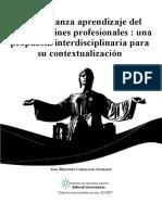 La Ensenanza Aprendizaje Del in - Carballosa Gonzalez, Ania Merce