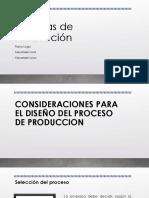 Tipos de ProducciónLlugsiLoyaLoza