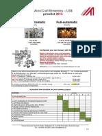 Brewery Equipment Pricelist