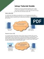 IPSec VPN Terminology Complete