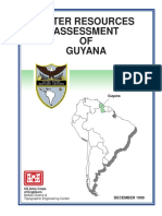 Water Resource Assessment of Guyana - US Army Corps of Engineer.pdf