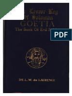 The Lesser Key of Solomon - Goetia.pdf