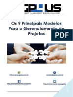 Os 9 Principais Modelos Para o Gerenciamento de Projetos