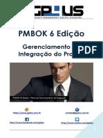 PMBOK 6ª Edição - Gerenciamento da Integração Projeto