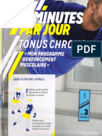 7 Minutes Tonus Chrono Renforcement Musculaire