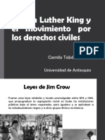Unidad 8 Martin Luther King - Camilo Tobón Muñoz