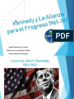 Unidad 8 La Alianza Para El Progreso - Leidy Ossa