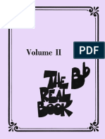 Real Book Vol 2 in Bb