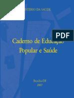 Caderno Educacao Popular Saude p1