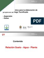 2. Relacion Suelo Agua Planta