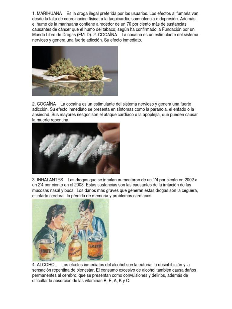 10 TIPOS DE DROGAS docx