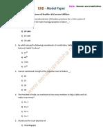 Rrb Non Technical Modelpaper5