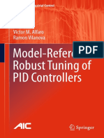 (Advances in Industrial Control) Victor M. Alfaro, Ramon Vilanova (Auth.)-Model-Reference Robust Tuning of PID Controllers-Springer International Publishing (2016)