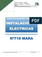 04 Et. Ins. Electricas Mara