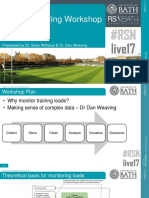 RSNLive17 Load Monitoring Workshop Slides