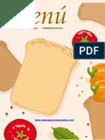 carta de comidad
