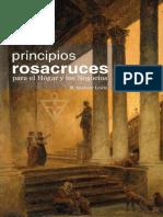 Principios Rosa Cruz