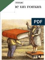 Pennac Daniel Comme Un Roman.1992