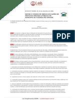 Lei Complementar 9 2006 Fazenda Rio Grande PR Consolidada [27!12!2013]