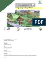 MANUAL de CAPACITACION a JASS ZONA ALTO ANDINA Nº 12. Aprendiendo a Conservar El Agua y Proteger Nuestra Microcuenca