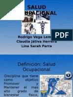 Salud Ocupacional Final