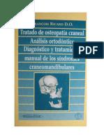 Tratado de Osteopatia Craneal - Análisis Ortodoncico FRANCOIS RICARD