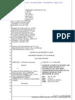 Apple Inc. v. Samsung Electronics Co. Ltd. et al