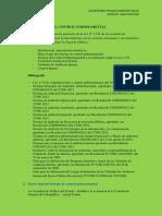 Unidad 1 - Antecedentes Del Control Gubernamental