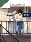 NOVEDADES ECC Ediciones para Agosto 2018