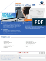 Formation Developpeur Java Jee Gfi Sogeti Lille