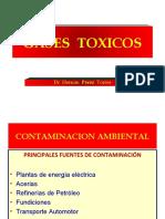 Gases Toxicos