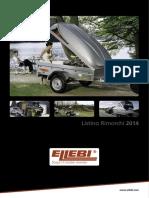 ELLEBI Listino Anno 2014