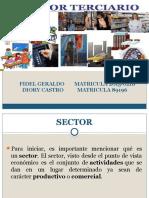 Productores Del Sector Terciario