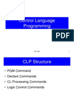 CL Programming -1