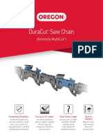 Chain DuraCut A108151aa F B