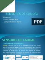 Sensores de Caudal (2018.05.31)