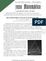 El Progreso Matemático. 4 1895