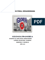 5 Matriz FODA de GLORIA Docx