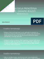 Medicinsko krivično pravo - Krivična djela prenošenja slopne i zarazne bolesti