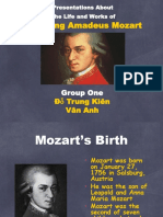 Powerpoint Mozart