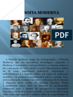 Filosofia Moderna 1