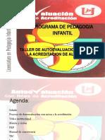 1 PROGRAMA_DE_PEDAGOGIA_INFANTIL_Taller Preparatorio a Estudiantes 2015