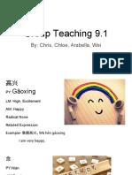 group teaching 9
